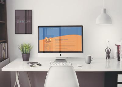 Sito web Divano: Pagina prodotti