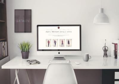 sito web abbigliamento donna Etensive: Collezione