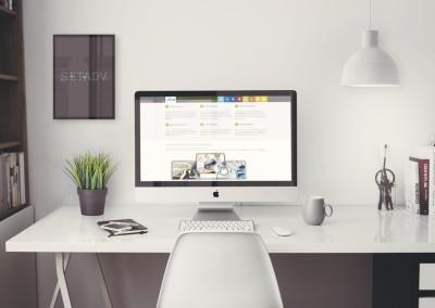 Homepage Aera