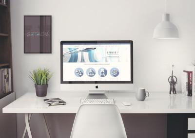 Sito web consulente del lavoro: Home page