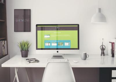 sito web azienda software: pagina software