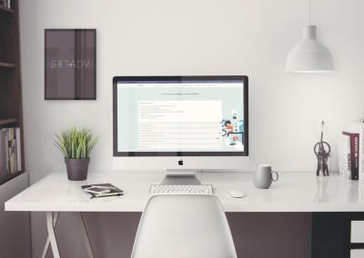 Sito web consulente del lavoro: struttura