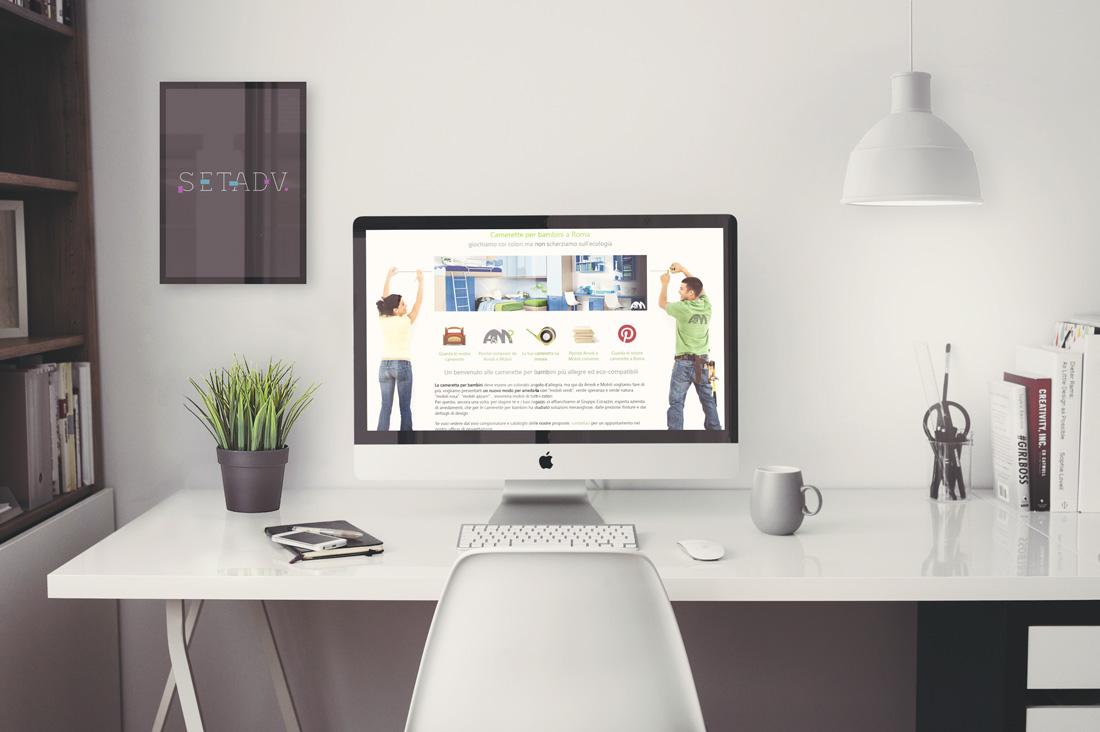 Restyling sito web arredi e mobili setadv - Arredi e mobili ...