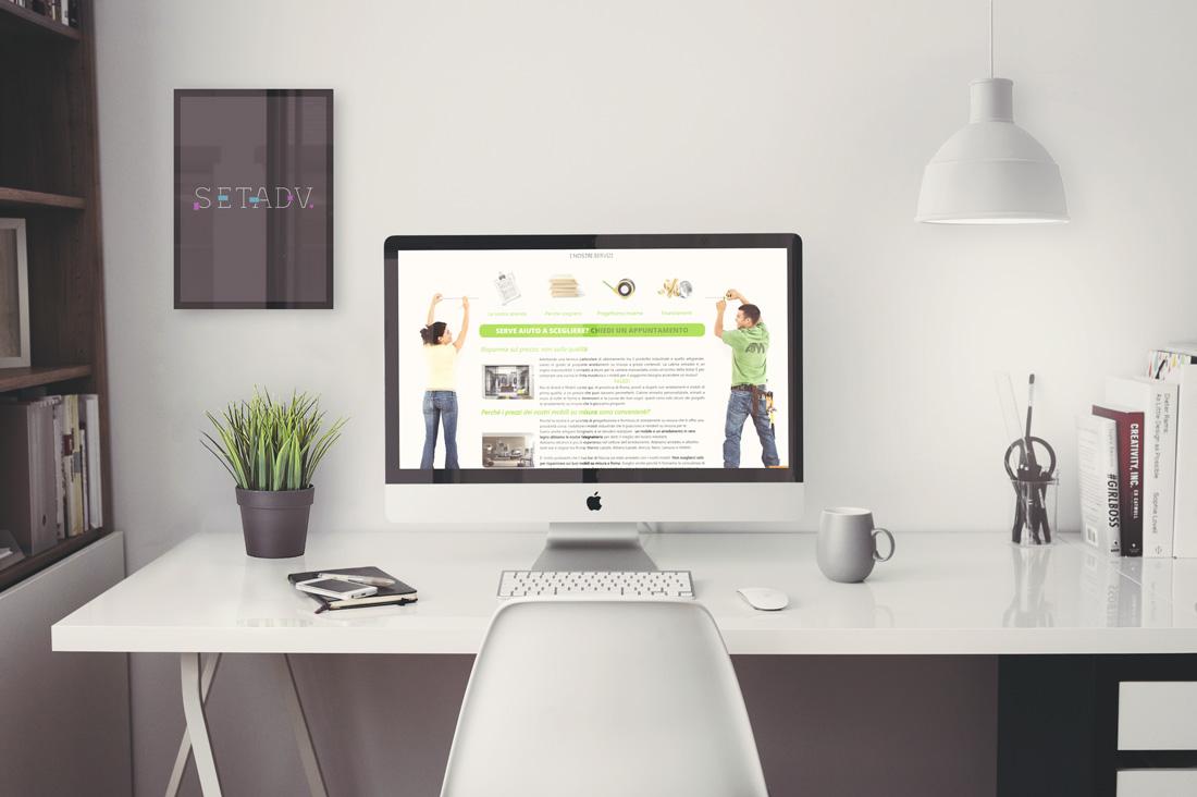 Restyling sito web arredi e mobili setadv for Arredi e mobili