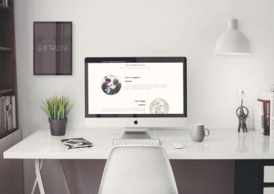 Realizzazione sito web dentista a Caserta